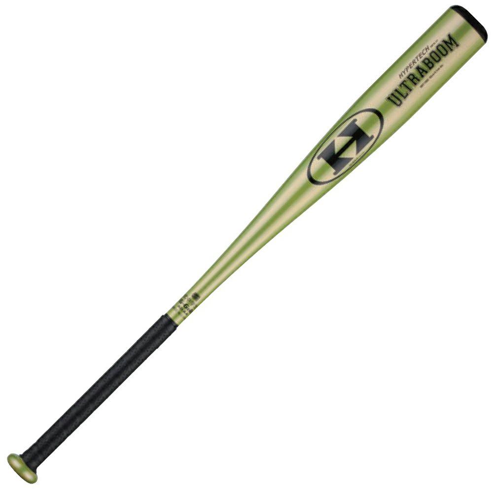 【Hi-GOLD】ハイゴールド 中学硬式用金属バット ハイパーテック ウルトラブーン hbt-1082